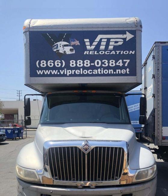 vip truck